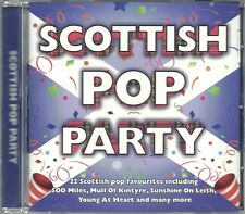 SCOTTISH POP PARTY CD - 22 SCOTTISH POP FAVOURITES, Shang A Lang, MAGIC & MORES