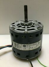 GE 5KCP39LGK898AS Furnace Blower Motor 1/3 HP 115 Volt 1075 RPM used #MB653
