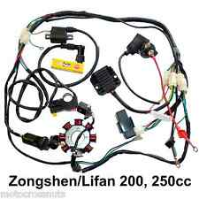 250cc DIRT BIKE ELECTRICS Lifan,Ducar,Loncin Xmoto Orion Atomik stator coil cdi