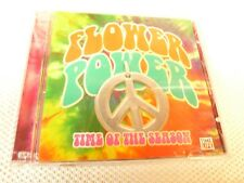 Flower Power Time of The Season 2 CD Disc's Time-Life Pre-Owned