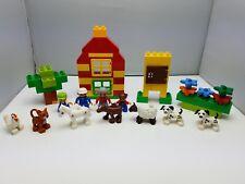 Lego Duplo Assorted Bundle Farm Themed With Animals