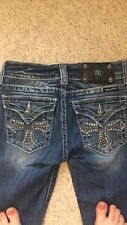Miss Me Jeans Mid-rise size 26 boot cut