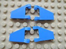 Flagge dunkel blau 4495 Castle Neu dark blue Lego 10 Stück Fahne in dunkelblau