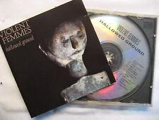 """VIOLENT FEMMES """"HALLOWED GROUND"""" - CD"""