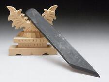 Right-handed use! KIYOTSUNA Kurouchi Kiridashi Katana J*apanese Knife Sword#G137