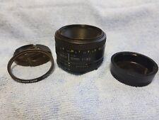 Nikon Nikkor AF 50 mm f/1.8 D AF Lens