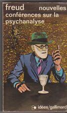 Freud - nouvelles conférences sur la psychanalyse .