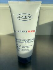Clarin's Paris Men's Shampoo & Shower 2 in 1 Body and Hair 7oz Invigorating wash