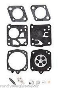 REBUILD kit carburetor Tillotson hs HS 4D 5C 59A/B 121A 123A 125B 135B 141E 283