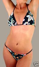 ROBERTO CAVALLI FREEDOM Sexy Strand Bikini TRIANGEL Badeanzug Beachwear Gr.36