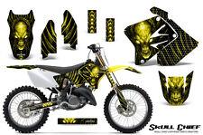 SUZUKI RM 125 250 Graphics Kit 2001-2009 CREATORX DECALS SCYS