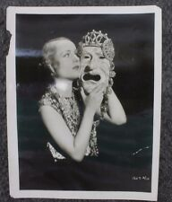 Vintage 1931 8x10 Movie Still Photo Man of the World Carole Lombard A20