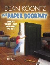 DOORWAY FUNNY VERSE AND NOTHING WORSE By Koontz Dean