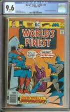 WORLD'S FINEST COMICS #240 CGC 9.6 WHITE PAGES