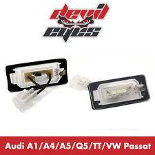 VW LED Kennzeichenbeleuchtung Kennzeichen Beleuchtung weiß Canbus