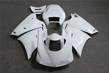 996 748 916 998 93-2005 Unpainted White ABS Body Work Fairing Kit For DUCATI