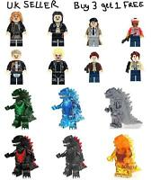 Godzilla The Lost Boys Supernatural Minifigure Gojira Winchester Mini Figure