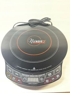 Precision Nuwave 2 Induction Cooktop 30151 In Box Carrying Case Bag Complete