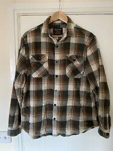 Burton Ski Clothing Flannel Shirt