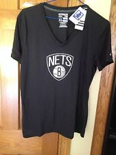 NBA Brooklyn Nets Women's Ultimate Tee Adidas Size XL New With Tags