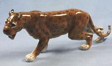 Gepard leopard jaguar figur Rosenthal Falchi porzellanfigur sehr selten