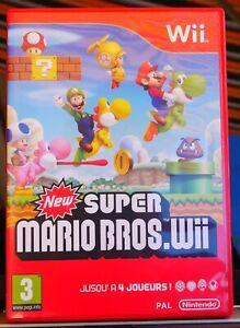Jeu Vidéo Nintendo WII New Super Mario Bros.WII