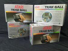 One (1) NIB Atari 2600 CX-80 Trak-Ball Controller 1983 -- 400/ 800/ XE/ XL