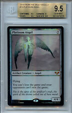 MTG Platinum  Angel BGS 9.5 Gem Mint FTV Angels Magic Mystic Foil Amricons 9225