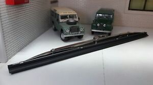 LAND ROVER SERIES 1 2 2a 3 Stainless Steel Cantilever Windscreen Wiper Blade