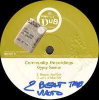 Community Recordings - Gypsy Sunrise - Imperial Dub