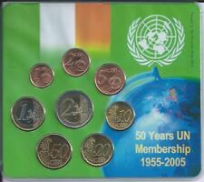 Irland Euro KMS 2004  -50 Jahre UNO 1955-2005