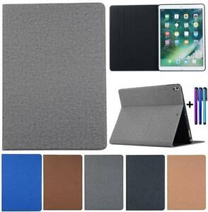 Smart Leather Folio Stand Case Cover Protector Shockproof For Apple iPad Series