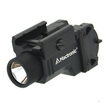Flashlight Mactronic Tactical Handgun T-FORCE PSL Magnetic USB Pistol Picatinny