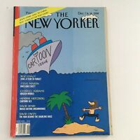 The New Yorker December 7 1998 Full Magazine Theme Cover by Charles Barsotti