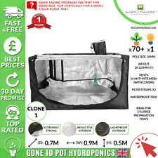 Lighthouse CLONE 1 Grow Tent - Propagation Tent for Seedlings & Cuttings