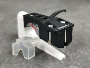 Denon DL-103 MC Cartridge W/ Technics  Headshell In Excellent Condition