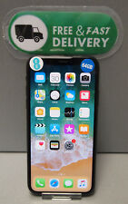 Apple iPhone X on EE 64GB in Space Grey