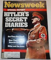 Newsweek Magazine Soviet Union Secret Diaries May 2, 1983 100716R