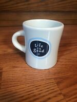 Life Is Good Do What You Like Heavy Restaurant Ware Diner Style Coffee Mug Cup