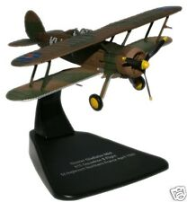 AC023 Oxford Diecast Modelzone 1:72nd Scale Gloster Gladiator Model Brand New