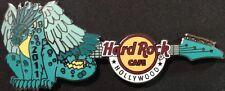 Hard Rock Cafe HOLLYWOOD BLVD 2011 DRAGON GUITAR Series PIN #6 LE 150 HRC #64187