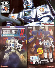 Transformers PC-17 Perfect Effect Core Magnus Upgrade Kit for Ultra Magnus MISB