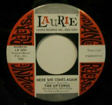"Soul R&B  The Uptowns  ""Here She Comes Again""  PROMO"