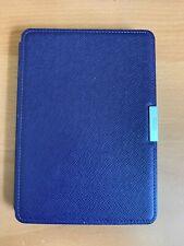 Amazon Kindle Paperwhite Leather Case, Royal Purple