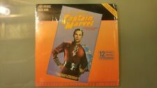 Classic Republic serial The Adventures of Captain Marvel on Laser Disc LD mint!