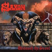 SAXON - UNLEASH THE BEAST   VINYL LP NEU
