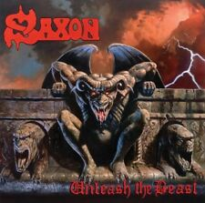 Saxon-Unleash the Beast VINYL LP NEUF