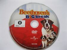 BEETHOVEN'S BIG BREAK - DISC ONLY  {DVD}