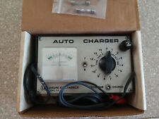 Leisure Electronics Auto Charger 6-7 cell 12 volt input