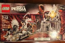 LEGO Disney prince of persia 7572 Quest Against Time includes Box and Manuals
